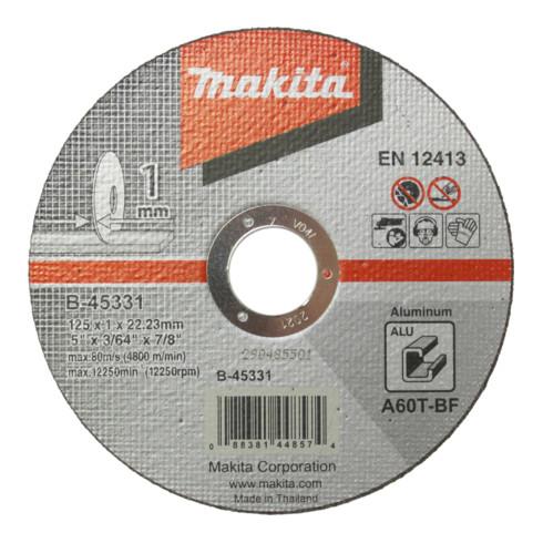 Makita Trennscheibe 125x1,2mm INOX