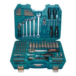 Makita Werkzeug-Set P-90093, 83-teilig im Koffer