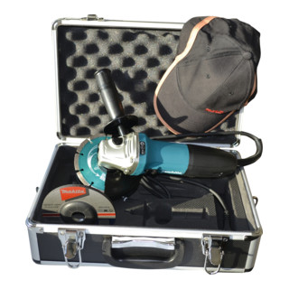 Makita Winkelschleifer 125 mm im Koffer inkl. Zubehör 720 W GA5030RSP1