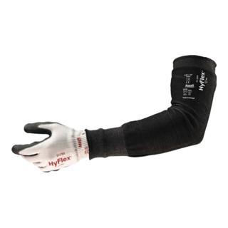Manchettes HyFlex 11-250 305 mm noir tissu Intercept HPPE EN 388 cat. II ANSELL
