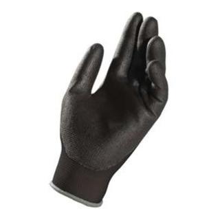 Mapa Montagehandschuh Ultrane 548 dünnes Polyurethan für hohes Tastempfinden schwarz