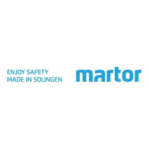 Martor SECUNORM 525 mit Trapezklinge NR. 60099 Ecken abgerundet
