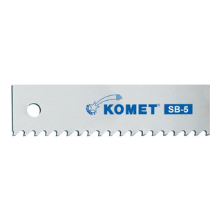 """Maschinensägebl.HSS SB5 450x35x2,00 6Z/"""" Komet"""