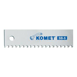 """Maschinensägebl.HSS SB5 600x50x2,50 6Z/"""" Komet"""
