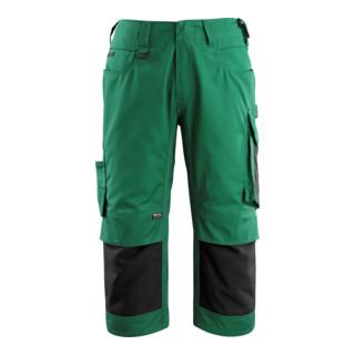 Mascot Kniebundhose Altona grün/schwarz
