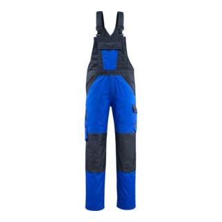 Mascot Latzhose Leeton kornblau/schwarzblau