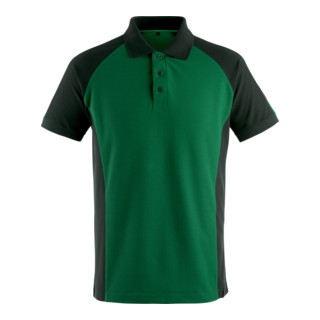 Mascot Polo-Shirt Bottrop Grün/Schwarz