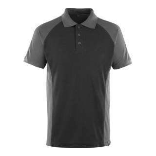 Mascot Polo-Shirt Bottrop Schwarz/Dunkelanthrazit