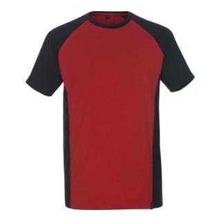 Mascot T-Shirt Potsdam Rot/Schwarz