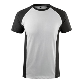 Mascot T-Shirt Potsdam Weiß/Dunkelanthrazit