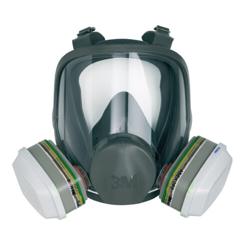 Masque complet protection respiratoire 3M 6800 Série