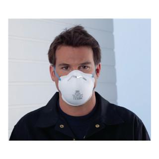 Masque de protection respiratoire 8320 EN 149:2001 + A1:2009 FFP2 NRD 10 pcs/car
