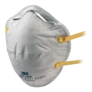 Masque de protection respiratoire 8710SV EN 149:2001 + A1:2009 FFP1 NRD