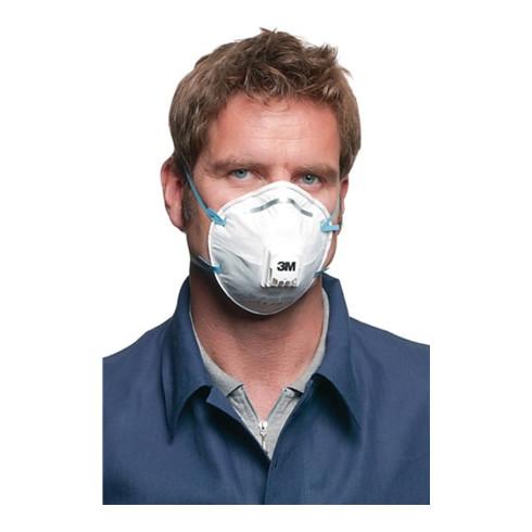 Masque de protection respiratoire 8822SV EN 149:2001 + A1:2009 FFP2 NRD