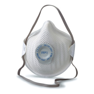 Masque de protection respiratoire ActivForm 2365 EN 149:2001 + A1:2009 FFP1 NRD