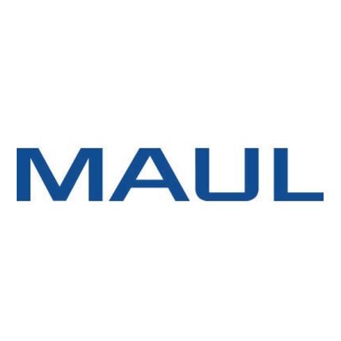 MAUL Klammernspender MAULpro 3012390 73x60mm schwarz