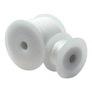 Maurerschnur Länge 100m Durchmesser 2,0mm grün/weiß Reißkraft 60kg