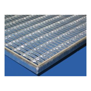 MEA Gitterrost 590 x 290 mm MW 30 x 10 mm H 20 mm
