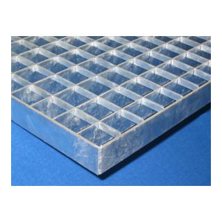 MEA Industrierost 30 x 30 mm + TS 30 x 2 mm 1000 x 1000 mm kurz