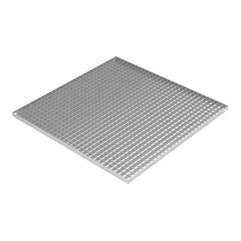 MEA Industrierost 30 x 30 mm + TS 30 x 2 mm 1500 x 1000 mm