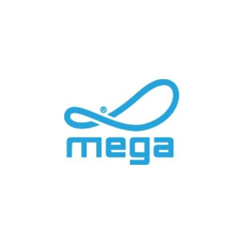 Mega Spiral Saug-/Druckschlauch Heavy-Flex Black ID25mm schwarz/blau 5,0mm L.50m