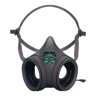 Mehrweghalbmaske 8002 o.Filter o.Halterung Maskenkörper EN140:1998 MOLDEX