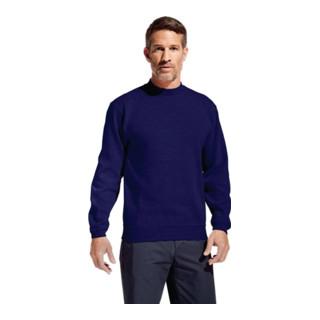 Men´s Sweatshirt 80/20 Gr.L royal PROMODORO