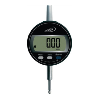Messuhr DIGI-MET IP52 12,5mm Abl. 0,01mm dig. H.PREISSER