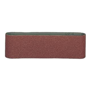 Metabo 3 Schleifbänder für Holz und Metall, Sortiment (P60/80/100)