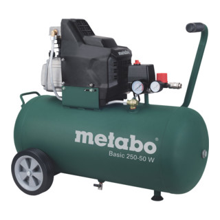 Metabo 601534000 Kompressor Basic 250-50 W