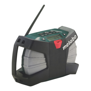 METABO 60211300 PowerMaxx RC Baustellenradio
