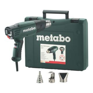 Metabo 60236550 HEISSLUFTGEBLÄSE HE 23-650 CONTROL