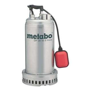 Metabo 60411200 DRAINAGEPUMPE DP 28-10 S INOX