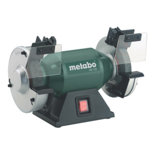 Metabo 61912500 Doppelschleifmaschine DS 125