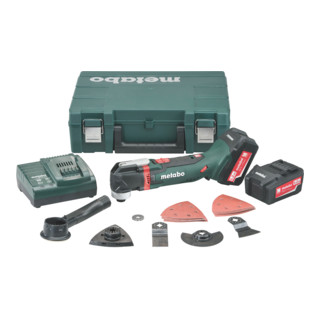 Metabo Akku-Multitool MT 18 LTX (613021650) 2x18V/5.2Ah Li-Ion