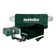 Metabo Akku-Winkelschleifer CC 18 LTX BL + Auto Winterset Set