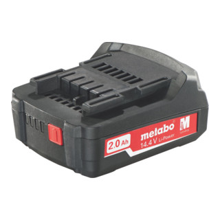METABO-Akkupack 14,4 V, 2,0 Ah, Li-Power 625595000