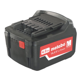Metabo Akkupack 14,4 V, 4,0 Ah, Li-Power 625590000