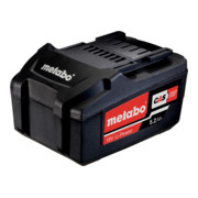 "Metabo Akkupack 18 V, 5,2 Ah, Li-Power, ""AIR COOLED"""