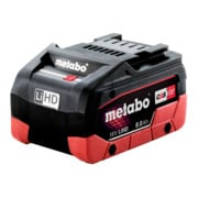 Metabo Akkupack LiHD 18 V - 8,0 Ah