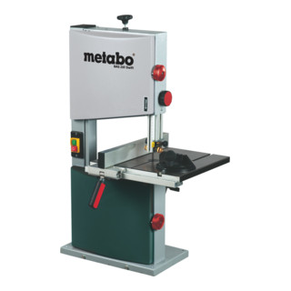 Metabo BAS 261 Precision Bandsäge