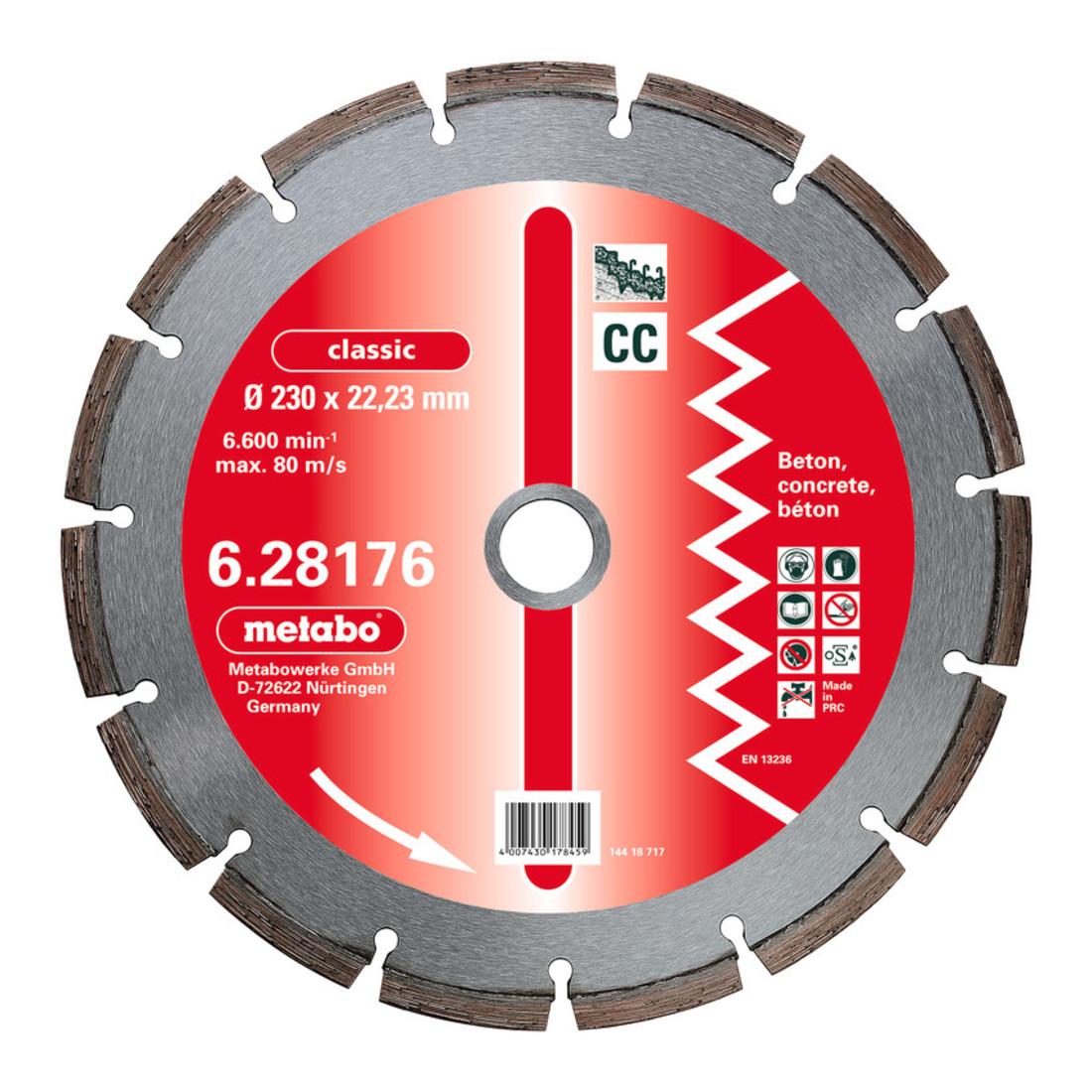Kopf Messer CMT Ohne Geschwindigkeitsbegrenzer Code 692