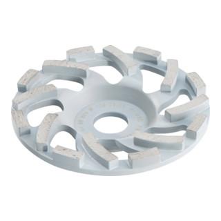 METABO-Diamantschleiftopf 125 mm abrasiv, prof. 628206000