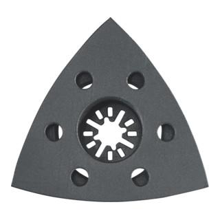 Metabo Dreiecks-Schleifplatte 93 mm, mit Kletthaftung, MT