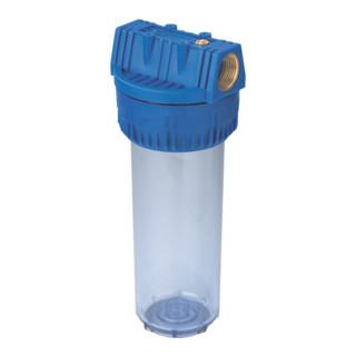 """METABO  Filter für Hauswasserwerke 1"""" lang, ohne Filtereinsatz"""