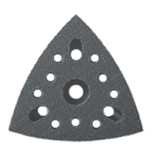 Metabo Gelochte Dreieckschleifer-Schleifplatte mit Kletthaftung für DSE 170