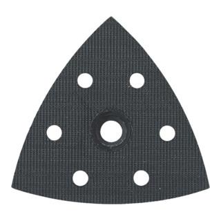 Metabo Gelochte Dreieckschleifer-Schleifplatte mit Kletthaftung für DSE 300
