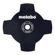 Metabo Grasmesser 4-flügelig