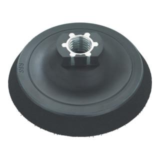 Metabo Haftstützteller 123 mm M 14, zur Aufnahme von Schleif-
