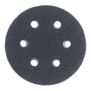 Metabo Haftzwischenscheibe 80 mm, gelocht, weiche Ausführung,